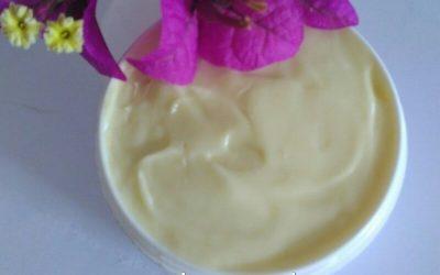 Tutorial Cómo hacer una crema casera natural