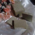 Jabón artesano de aloe y arcilla