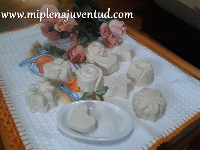Receta de Jabón de Sal Artesano