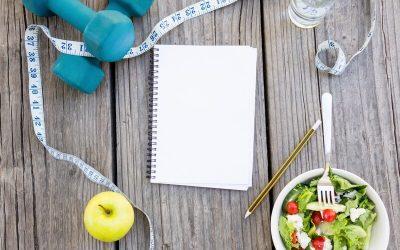 ¿Preparada para empezar una alimentación saludable?