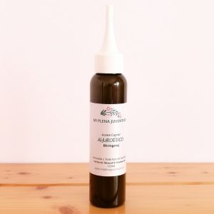 Aceite de Bhringaraj Anticaída Ayurvédico