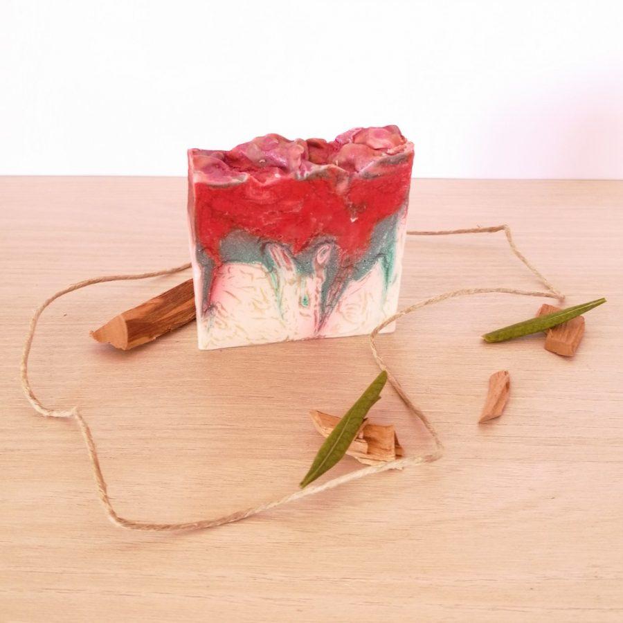 Jabón Natural de Karité 2