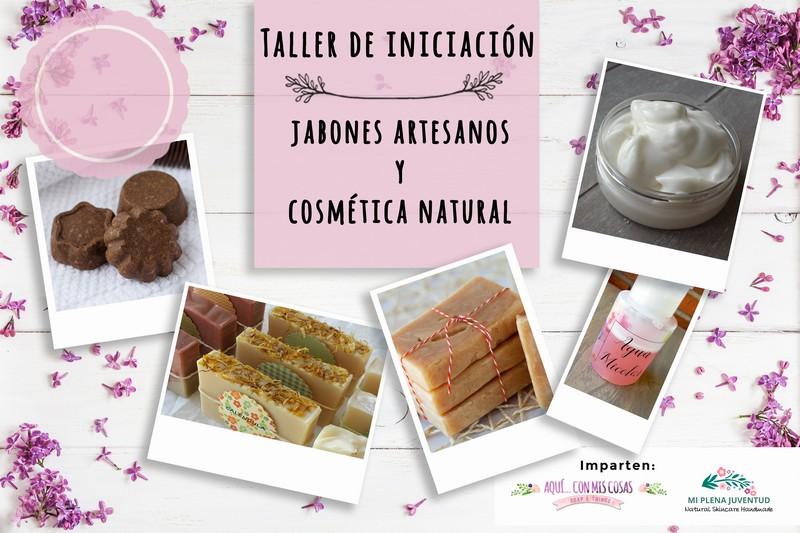 Taller Cosmética Natural en Alicante