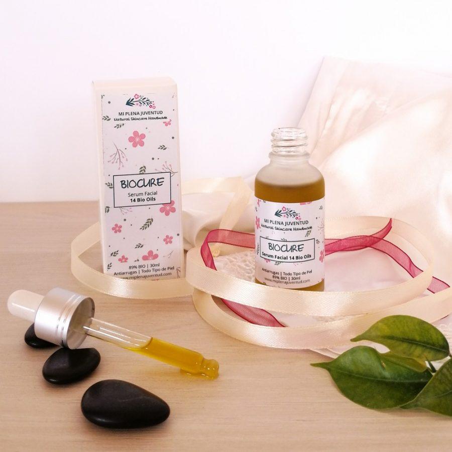 Oil Serum Biocure 1