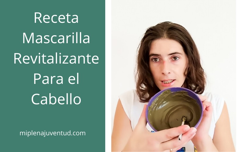 Receta Mascarilla Casera para el Cabello